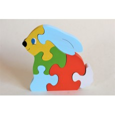 Puzzle Lapin