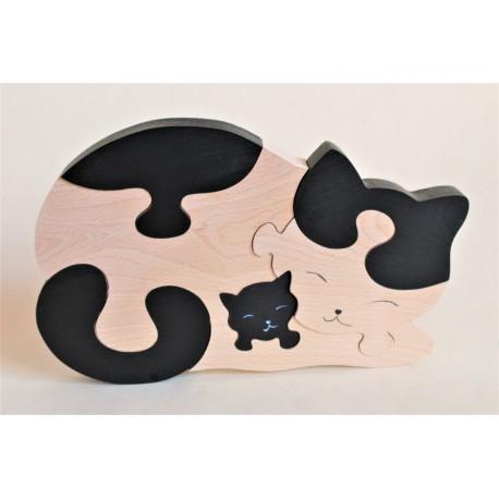 Puzzle Minou